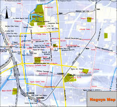 Downtown Phoenix Map by Nagoya Japan Map Jpg