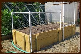 How To Build A Raised Flower Bed Self Watering Raised Bed Design How To Build Your Own Sip Sub