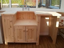 Kitchen Design Belfast by Belfast Sink In Standing Pine Unit 2017 With Stand Alone Kitchen