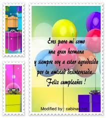 imagenes bonitas de cumpleaños para el facebook mensajes y frases de feliz cumpleaños para amigas textos y