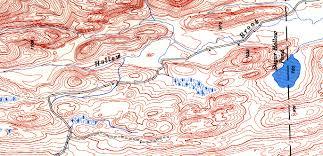 definition pattern of drainage drainage patterns