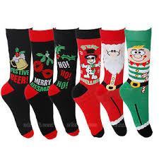mens christmas socks mens christmas socks size 6 11 filler santa gift