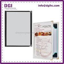 Menu Covers Wholesale Hd Car Dvr Recorder Standard Hardcover Menu Covers Wholesale Now