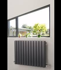 designer kitchen radiators anthracite horizontal radiators agadon heat u0026 design