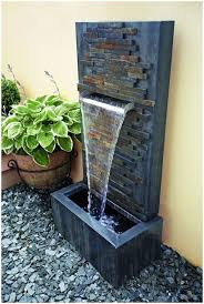 Patio Fountains Diy by Backyards Backyard Fountains Ideas Yard Fountains Ideas
