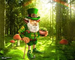 irish leprechauns and fairies leprechaun irish fairy by nergal