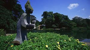 Singapore Botanic Gardens Mrt by Singapore Botanic Gardens Location Map Alexandra Meier