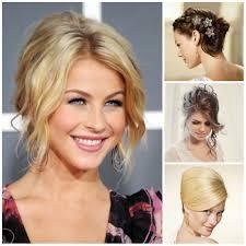 cute updo hairstyles for medium length hair
