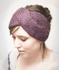 knitted headband pattern look different with knit headband pattern the knit box