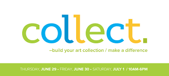 collect summer art sale 2017 maine college art