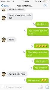 Nude Girl Meme - guy asks girl to send him nudes girl sends best response ever