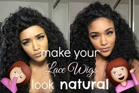 are there any full wigs made from human kinky hair that is styled in a two strand twist for black woman how i make lace wigs look natural rpgshow els133 s youtube