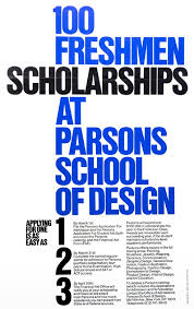 parsons school of design new school archives digital collections poster fliers 100