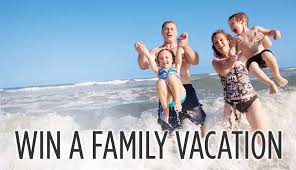 win a family vacation in the wildwoods