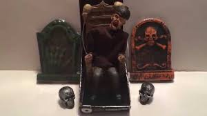electrified maniac spirit halloween 2014 tekky toys kmart totally ghoul condemned maniac electrocuted