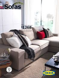 Kivik Sofa And Chaise Lounge by Sofas 2011 By Ikea Canada