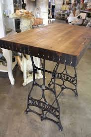 kitchen antique sewing machine table antique sewing tables