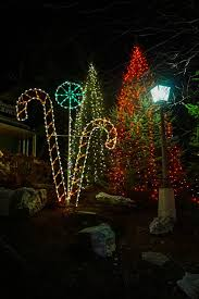 Candy Cane Lights Top 3 Reasons To Visit Hershey At Christmas U2022 All Things Fadra