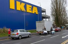 ikea hours ikea customers fury as hundreds stranded in car park for two