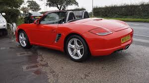 red porsche boxster used porsche boxster for sale rac cars