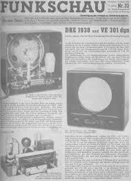 Hersteller Von Wohnzimmerm Eln Geschichte Volksempfänger Wumpus Welt Der Radios