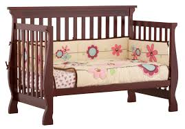 Stork Craft Tuscany 4 In 1 Convertible Crib by Crib Daybed Instructions Baby Crib Design Inspiration