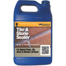 shop miracle sealants company 128 fl oz indoor floor sealer pour