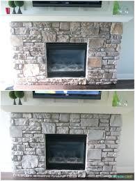 fireplace stone chalk paint tools set walmart screens fireplace