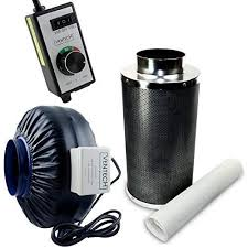 carbon filter fan combo 30 top 10 best inline fans for growing cannabis 2018 heavy com