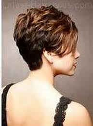back view of wedge haircut short hairstyles for women back view hair style and color for woman