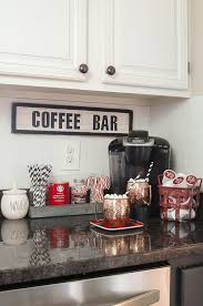 home bar decoration classic christmas home tour christmas decor coffee and bar