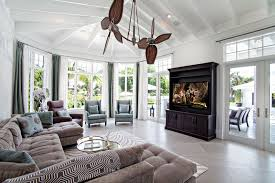 double ceiling fan home depot standing fan home depot with tropical family room also accent chairs