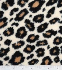 Cheetah Print Curtains by Anti Pill Fleece Print Cheetah Joann