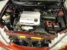 toyota camry v6 engine 2003 toyota camry xle v6 3 0 liter dohc 24 valve v6 engine photo