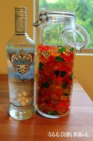 vodka gummy bears marshmallow vodka the gummy bears should