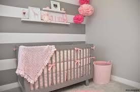 chambre de bébé fille décoration décoration deco chambre bebe fille et gris 89 argenteuil