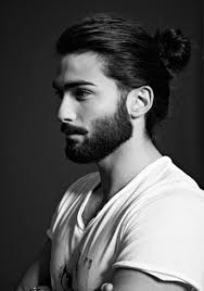 top knot hairstyle men simple hairstyle for top knot hairstyle male sexy top knot