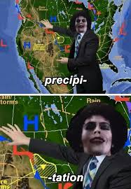 Rocky Horror Meme - the rocky horror weather show imgur