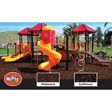 nuplay playground mulch