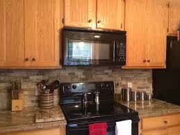 kitchen backsplash granite countertops and backsplash kitchen