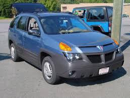 pontiac aztek red 2001 2005 pontiac aztek car audio profile