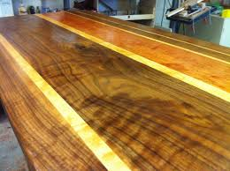 Hardwood Table Tops by Idvw Design Dye Another Day Hardwood Table Tops Get Pop With