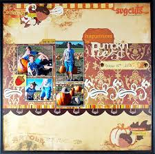 pumpkin pie 5 cents layout by guest design lake