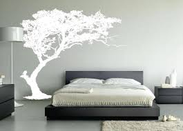 Bedroom Wall Ideas by Delighful Bedroom Wall Decorating Ideas Enchanting Idea Decor A And