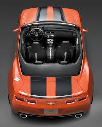 chevrolet camaro back seat chevrolet camaro convertible