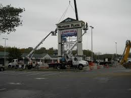 butler sign company nj complete sign installation including