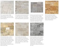 travertine pavers colors and patterns guide 2016 sefa stone