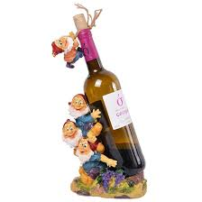 beer bottle cartoon kraftz cartoon dwarf bottle holder tabletop wine racks