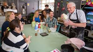 learn new skills from older people with decades of experience