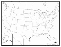 Blank 13 Colonies Map 5 Regions Of The Us Blank Map